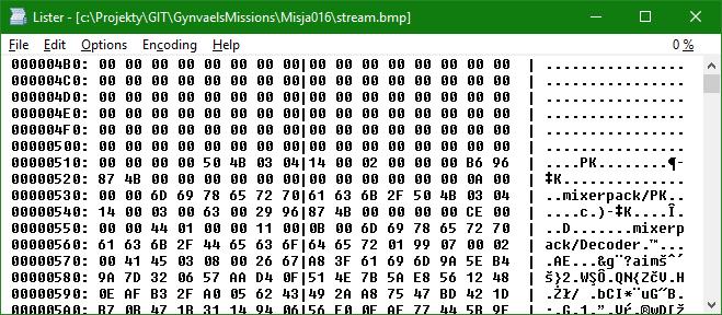 misja016 lister pk