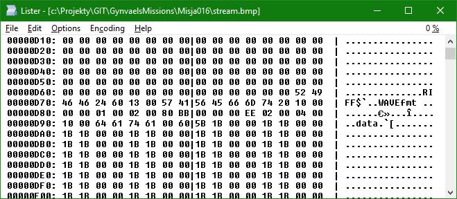 misja016 lister riff